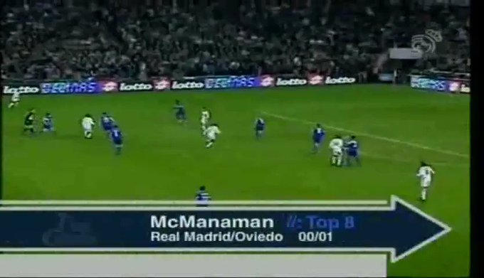 Happy Birthday, Steve McManaman! A scorer of great goals.