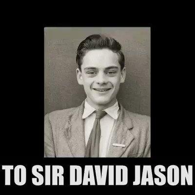 Happy birthday to the legendary actor, Sir David Jason
