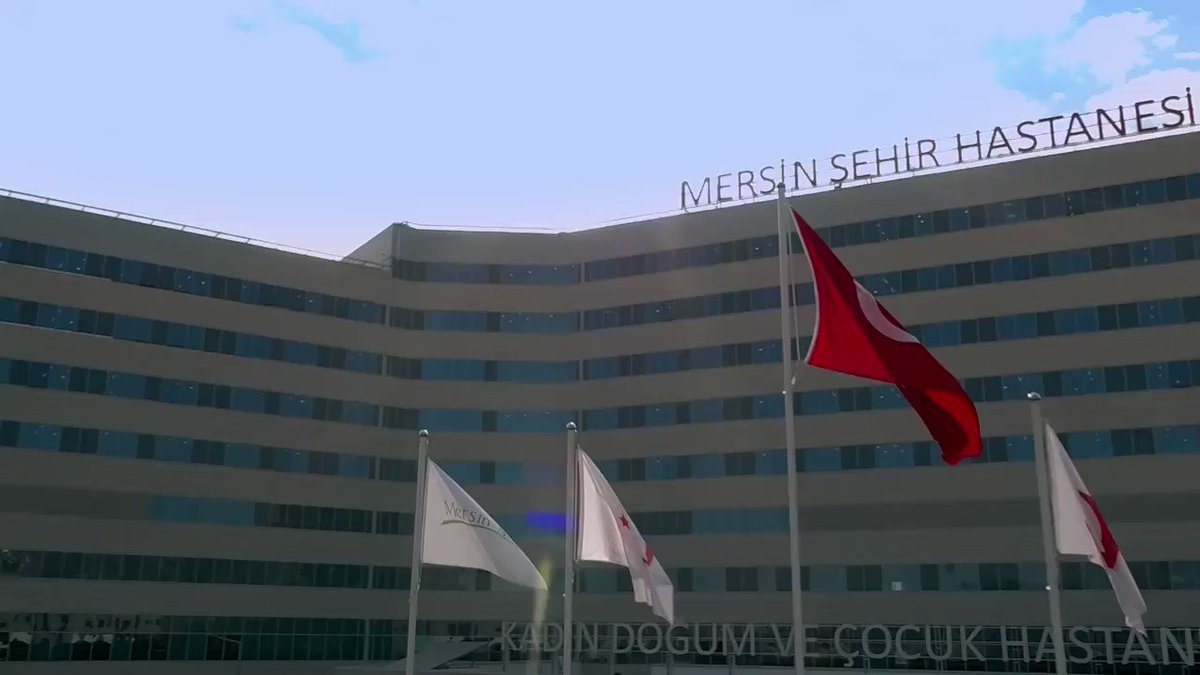 Bugᅢᄐn aᅢ댜ᄆlᅣ먜゚ᅣᄆnᅣᄆ yaptᅣ먀゚ᅣᄆmᅣᄆz Mersin ᅤ゙ehir Hastanesi tᅢᄐm Mersinli vatandaᅤ゚larᅣᄆmᅣᄆza ve ᅢᄐlkemize hayᅣᄆrlᅣᄆ uᅣ゚urlu olsun. https://t.co/5m6OVh9NDV