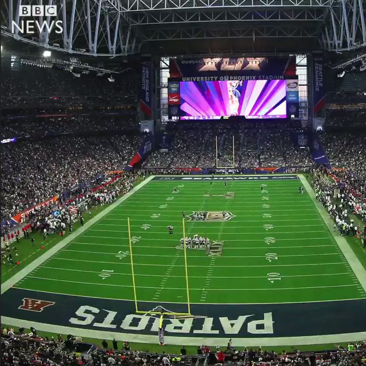 The big numbers behind Super Bowl Sunday
