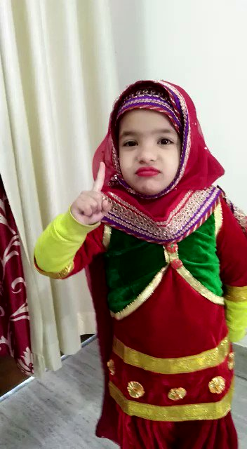 Exhilarating craze among children! Cutest & adorable! Well done! #4DaysToHKNKJ