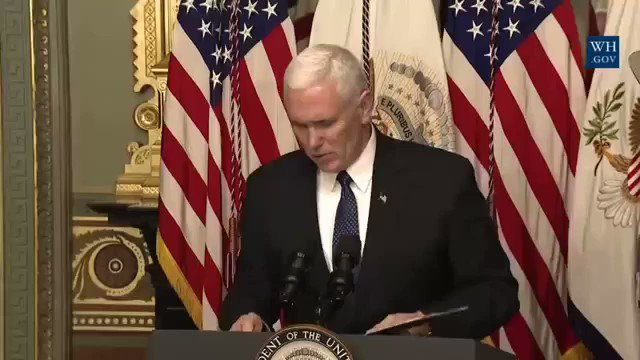 .@BetsyDeVos sworn in as Secretary of Education by @VP Mike Pence moments ago. Congratulations!