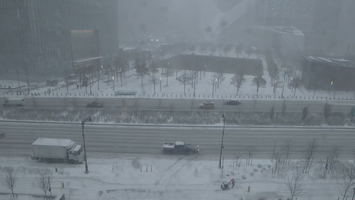 See a timelapse of Winter Storm Niko