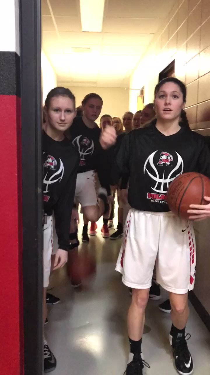 It's game time! 10 minutes until tipoff. See ya there! #RaiderStrong https://t.co/X5XYVEhbRD