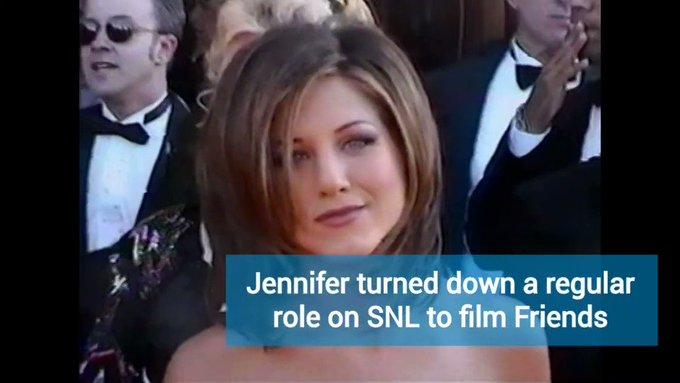 Happy 48th Birthday to Friends legend Jennifer Aniston!