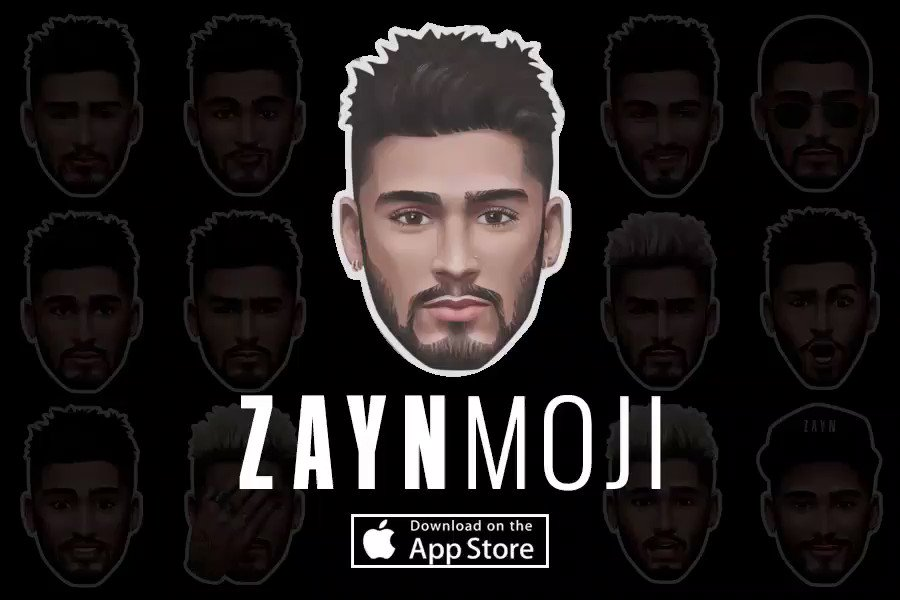 #ZAYNmoji   iPhone : https://t.co/WqclA1obpQ  Android : 28 Feb https://t.co/XESNnUmsgL