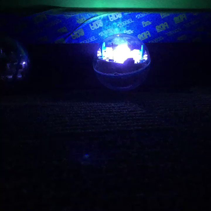Thanks @msalang for giving me and @colenol15 this assignment! Loved it! @SpheroEdu #ourbmsa #programming #Sphero #2001ASpaceOddesy https://t.co/wiOLsS32er