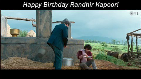 Wishing the legendary actor Randhir Kapoor, a very Happy Birthday!