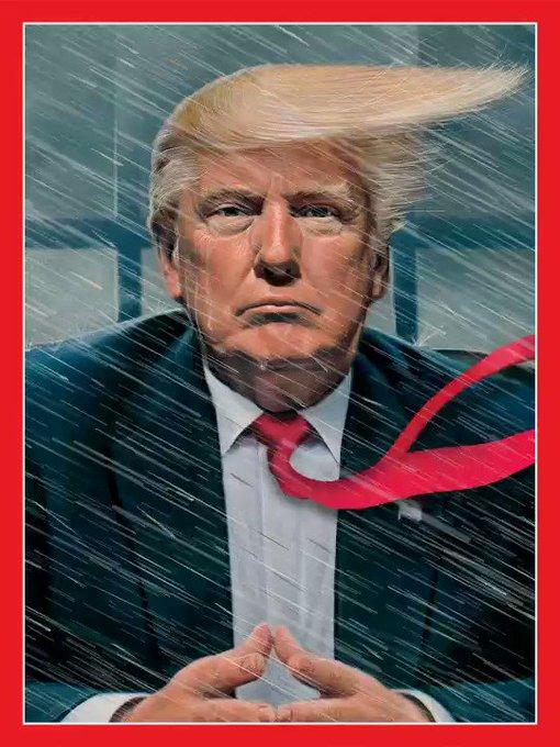 La couverture animée de Time. Puissant ! https://t.co/mXbwm7p33l