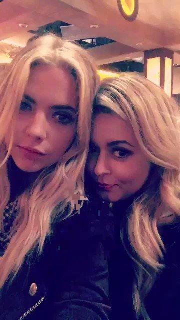 Se eu amo a amizade entre sasha e ashley? claro com certeza muita beleza pra um vídeo  Happy Bday Sasha Pieterse