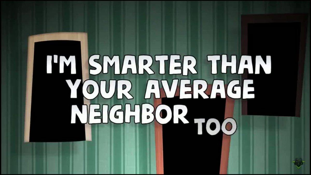 DAGamesの隣人ソングに勝手に乱入するFNAFサイコパスの動画を作りました #HelloNeighbor