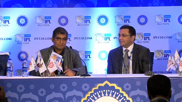 .@RCBTweets chairman Amrit Thomas speaks about @tmills15's selection #IPLauction