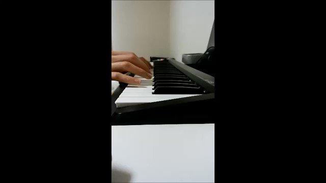 (雑ピアノ注意)流行に乗ってけものフレンズop練習してたら、全く気付かないうちに ふ・れ・ん・ず・し・た・い になってて