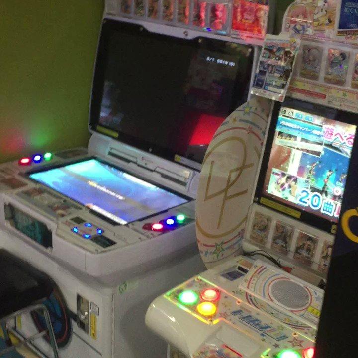 皆様こんばんわ☆彡本日よりカードゲームコーナーのレイアウトが変更されております。だいぶ広くしてみました。#浅草 #タイト