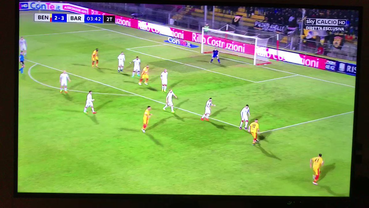 #BeneventoBari