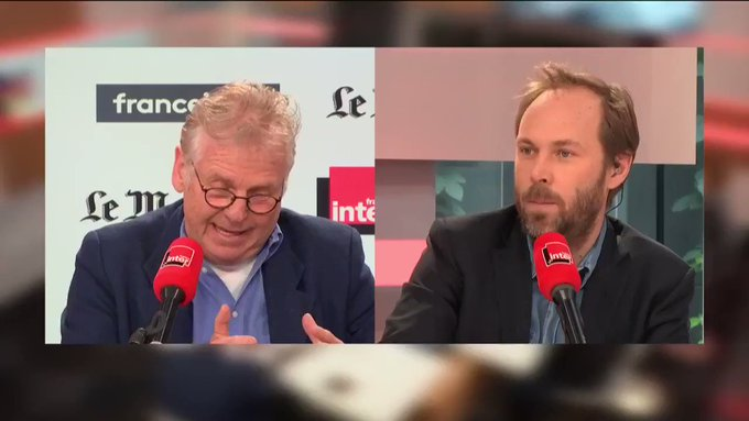 'Si vous voulez nous éviter Le Pen, Macron est aujourd'hui le mieux placé', dit Daniel Cohn-Bendit #QuestionsPol