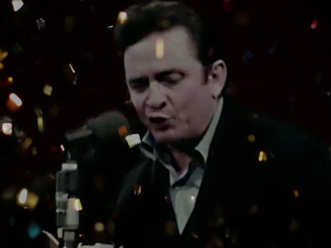 Happy birthday to the man in black, Johnny Cash!