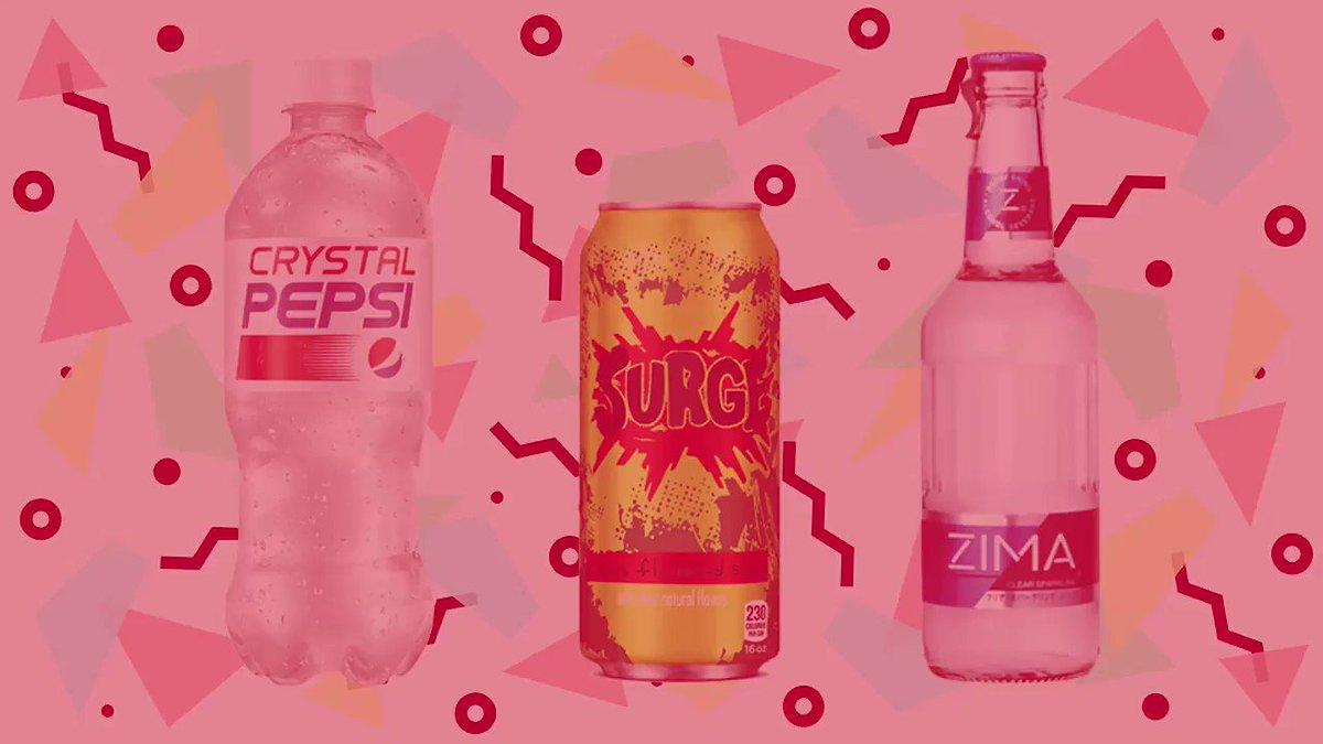 Zima  anyone? 5 discontinued ' zima