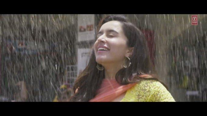 SAB TERA  | BAAGHI | Tiger Shroff & Shraddha Kapoor Happy Birthday