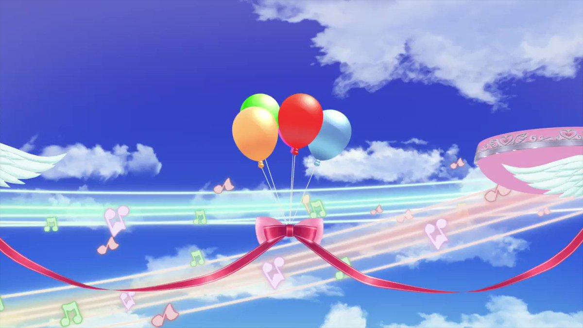 ビシッ!っと着地w#aikatsu#アイカツ#星宮いちご#大空あかり