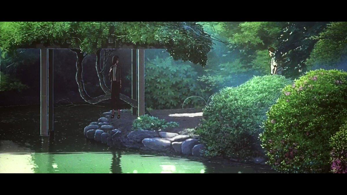 olli - elokuu (ft. DF5K) movie:言の葉の庭