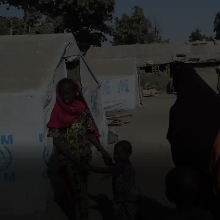 See how @UNmigration is providing shelter to families displaced by #BokoHaram in NE Nigeria. https://t.co/jvdsqhbpx8 https://t.co/8LPNACot94