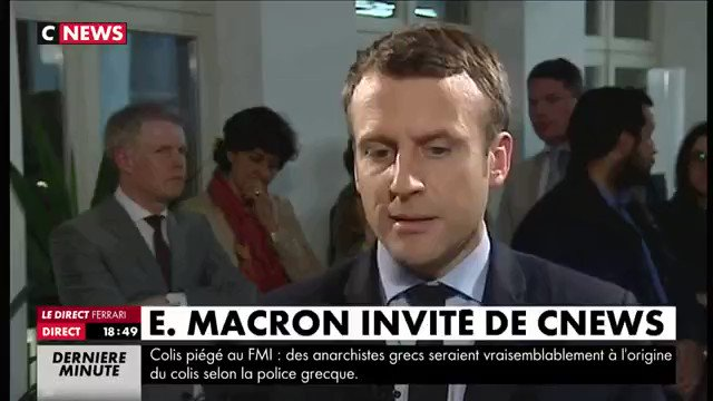 'Pour l'Europe la clé c'est un couple franco-allemand fort' ������������ @EmmanuelMacron▶️ https://t.co/FygILKbW4I #CNews https://t.co/XDgeFKFwfP
