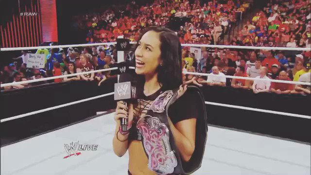 Happy 30th birthday to the greatest women\s wrestler of the modern era, AJ Lee. I love you with all of my heart.