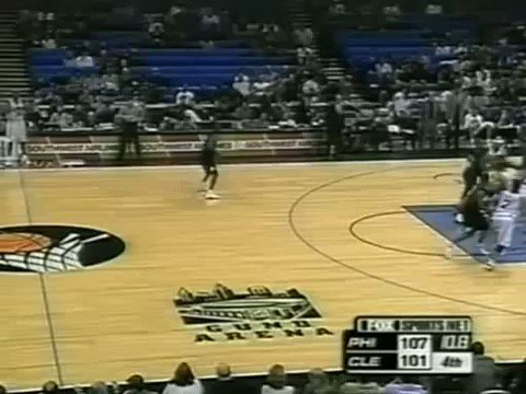 Happy birthday to the legend Andre Miller, who used to do this