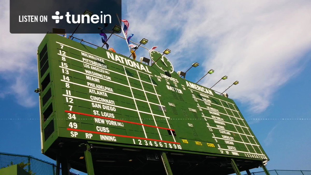 Do the @Cubs have too much talent? If so, that's a good problem: https://t.co/xLOMj0fQF7   Presented by @MLBonTuneIn https://t.co/WhSng865Ok