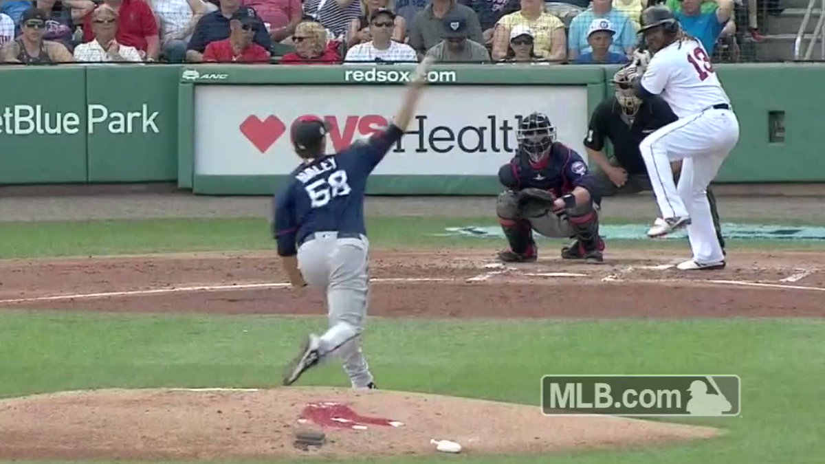 Hey, @HanleyRamirez, you got a WICKED swing: https://t.co/GQlkCxWLxE #Crushed https://t.co/fGhmTVdk9G
