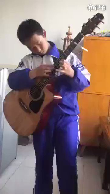 Behold! 13-year-old Chinese boy with mind blowing guitar skills attracts huge attention online https://t.co/3QVmReUoiO