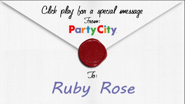 . It\s time to Break Free (from Litchfield) and celebrate big! Happy Birthday, Ruby Rose!
