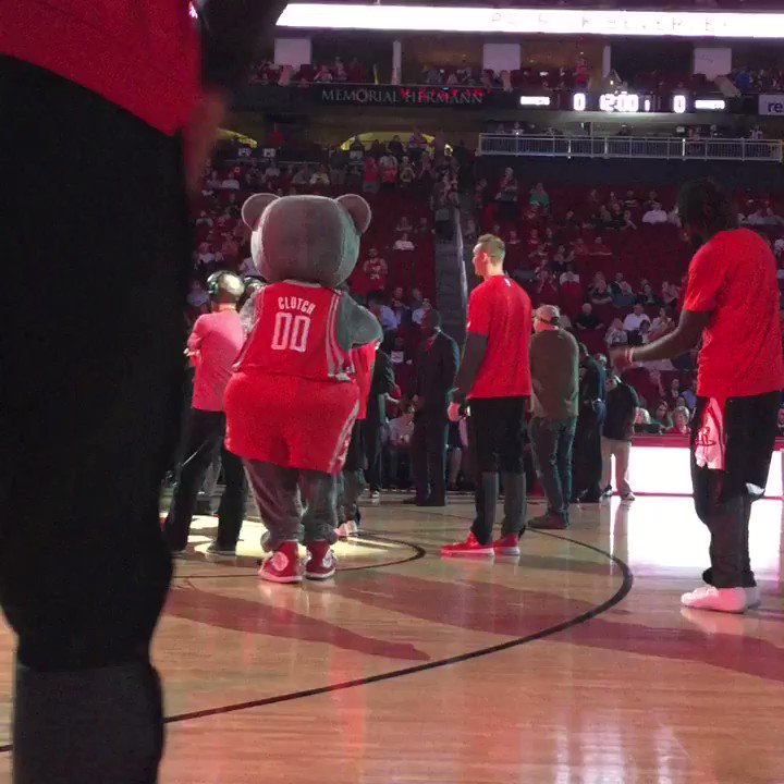 Let's do this! #Rockets50 https://t.co/4YfNXpTI00
