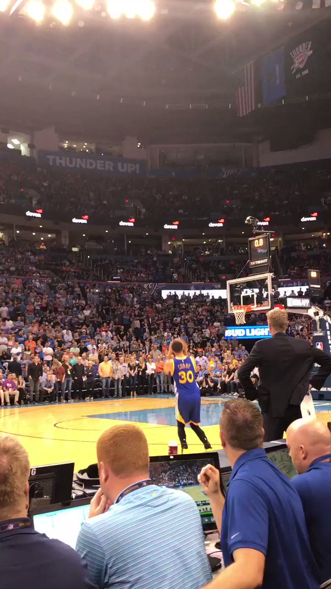 allow me to reintroduce myself. #StephGonnaSteph https://t.co/boNSyWC5FC