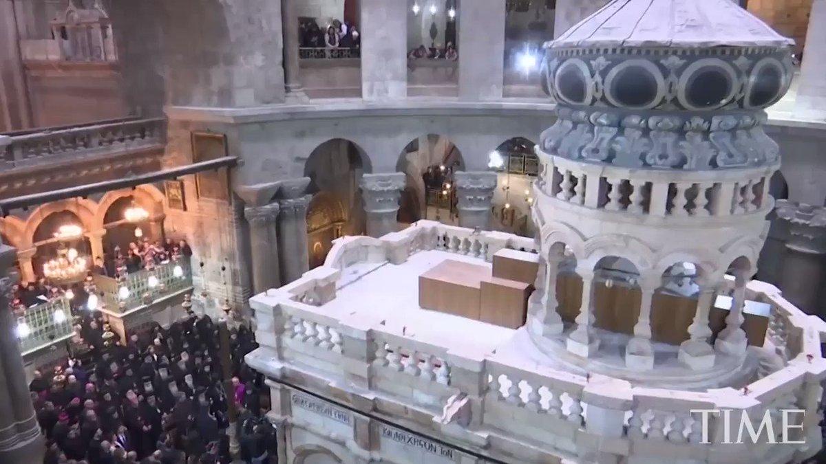 Jesus' tomb to reopen in Jerusalem after a $4 million restoration