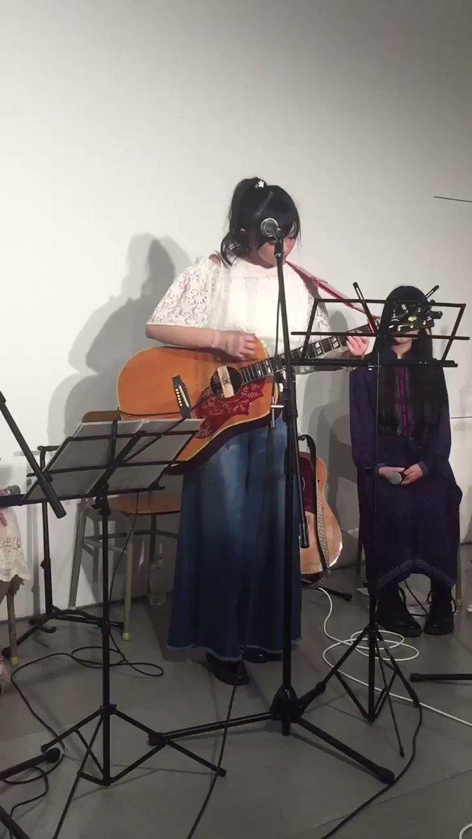 アコギガールpresents「アコギグ#3」京本紗采オリジナル曲「はじめの一歩」②