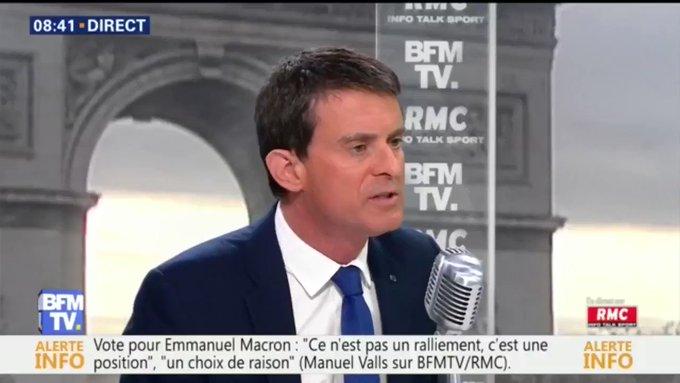 'L'intérêt supérieur de la France va au-delà des règles d'une primaire'