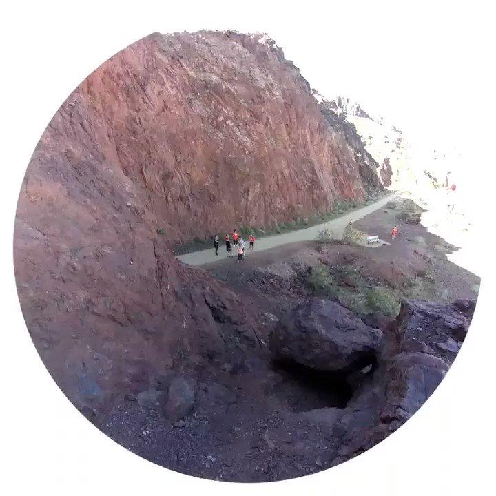 rescueAnn: View after the tunnel of the 5k turnaround #BigDamRun #MagentoImagine https://t.co/Yh3XEMZEwN