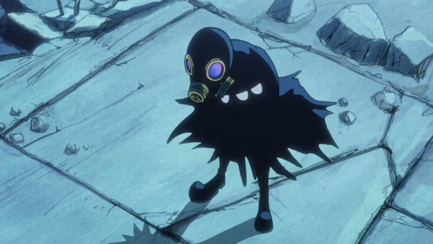 Key Animation: Yuuki Igarashi (五十嵐祐貴)Anime: Mob Psycho 100 (