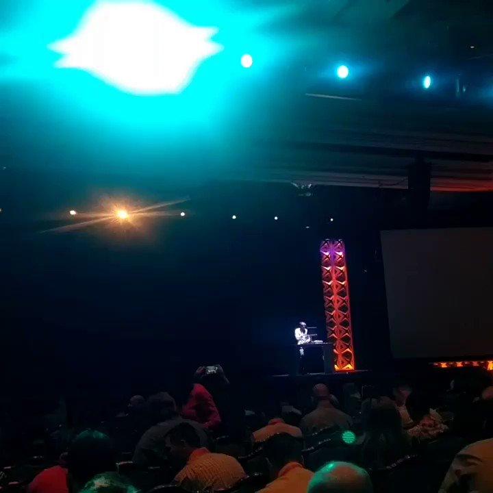 lukerodgers90: At #MagentoImagine waiting for the keynote. https://t.co/En26mKAsNq
