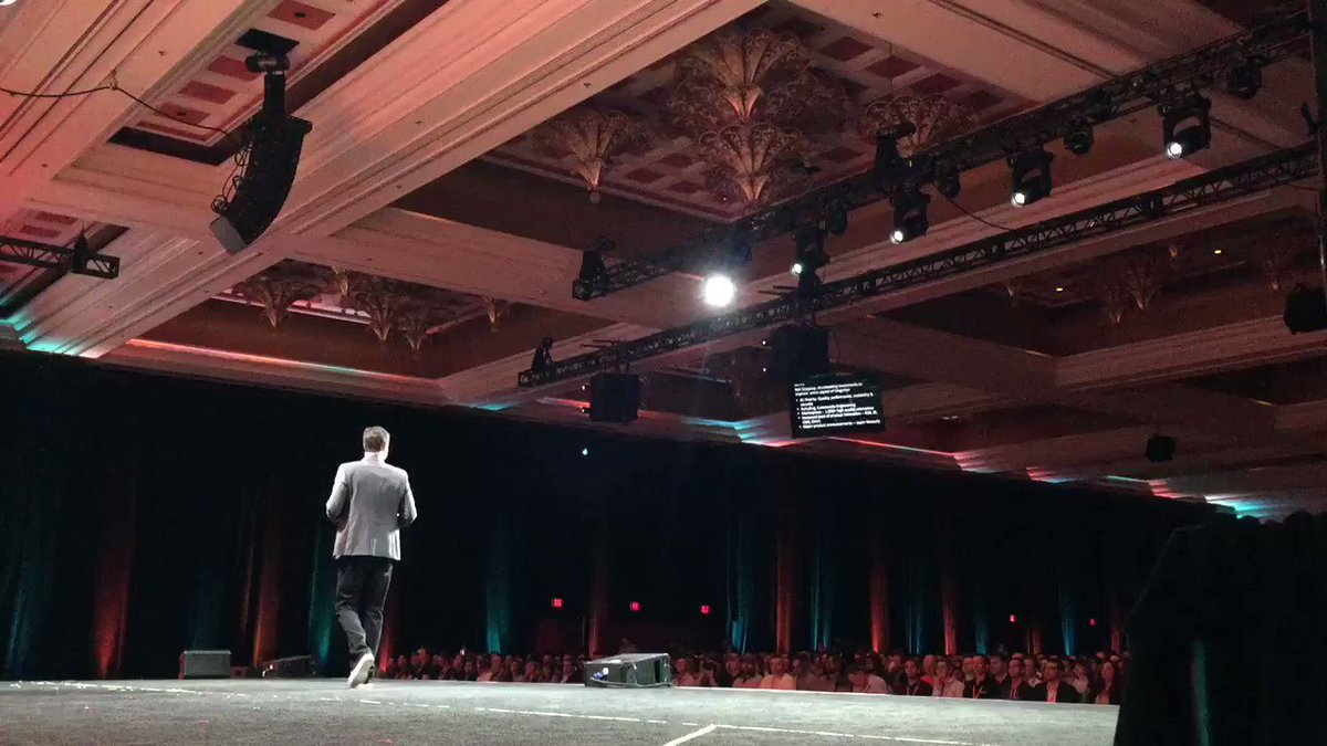 magento: A backstage view of CEO @mklave1's #MagentoImagine opening keynote. https://t.co/COteimMkBn