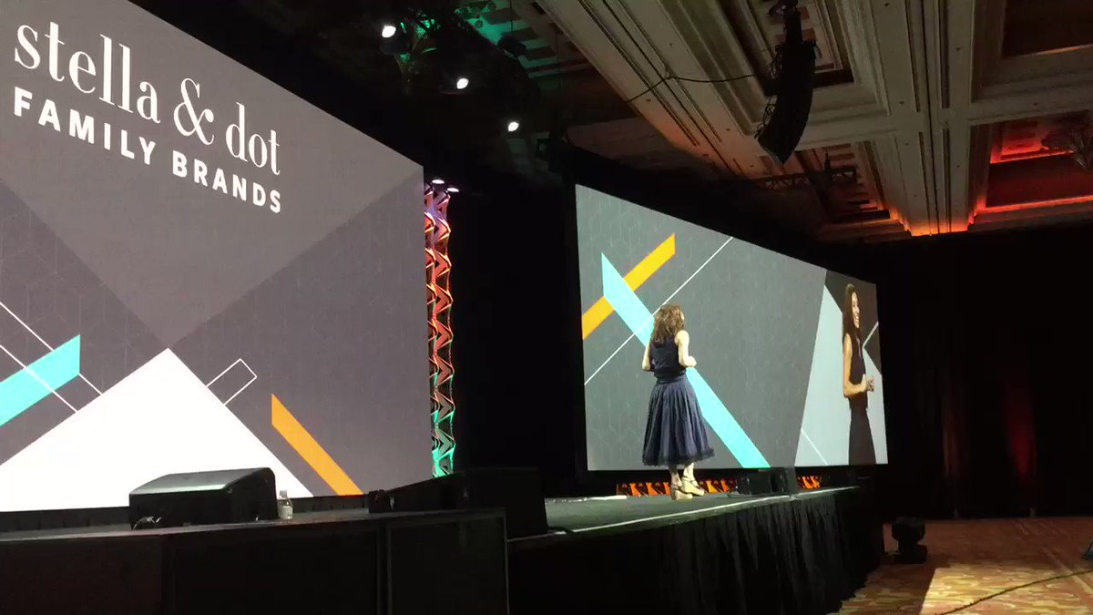 magento: .@stelladot CEO @JessicaHerrin is a dynamic presenter. #Magentoimagine https://t.co/tPx3TnIA14