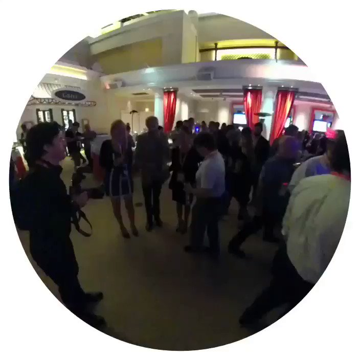 d_rbn: @sherrierohde @EbsworthPhoto @Spectacles Definitely!! Another action shot of him from the #Magentoimagine party: https://t.co/1QN2v5XYGt