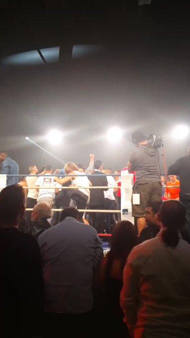 Championnat du monde de boxe Anglaise 👊 👊 #Marrakech https://t.co/Jyfp83DZYB