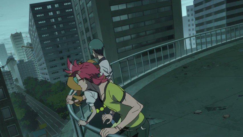 Key Animation: Yuuto Kaneko (金子 雄人) (?)Anime: Kiznaiver (キズナ