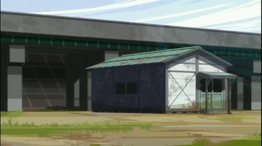 Key Animation: Yutaka Nakamura (中村 豊)Anime: Concrete Revolut