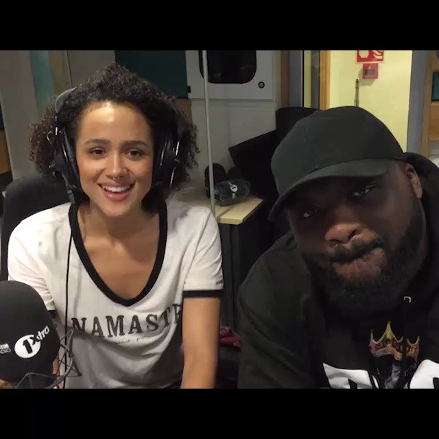 RT @1Xtra: At 12pm, @DJAce is joined by #F8 & #GameofThrones star @missnemmanuel ????????????  ???? https://t.co/0SC8K1gBpv https://t.co/ElUhZ5hDOa
