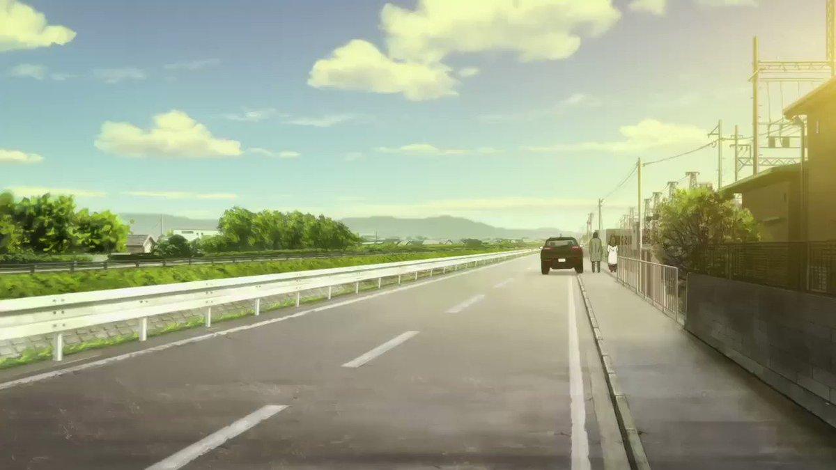 これほんとに何回見てもカッコよすぎなそれに京アニ綺麗すぎだろw#境界の彼方#京都アニメーション#京アニ