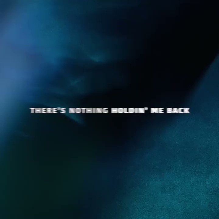 Watch the lyric video for @shawnmendes' 'There's Nothing #HoldinMeBack' now on @vevo! https://t.co/lpRkses0HG https://t.co/aajpwhMjFV